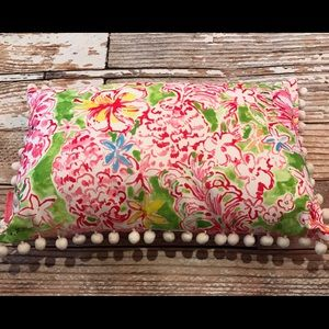 Lilly Pulitzer Indoor/ Outdoor Pillow